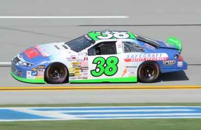 Sheldon Creed at Talladega Superspeedway 2016 ARCA
