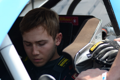 Kyle Weatherman at Toledo
