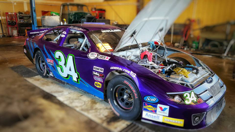 Willie Mullins 2016 New Jersey Car