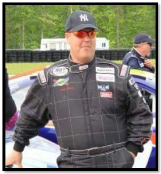 Willie Mullins at New Jersey ARCA Racing