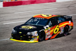 Josh Williams ARCA Racing Series