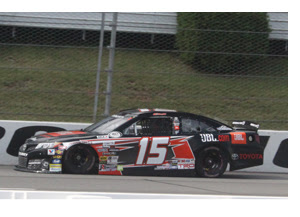 Christopher Bell at Pocono Raceway 2016