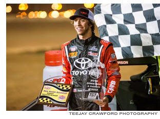 Tanner Thorson ARCA Racing Series 2016