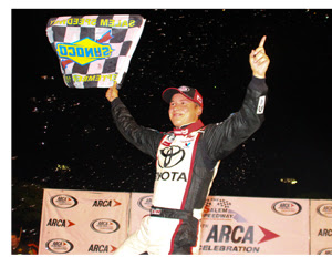 Christopher Bell wins at Salem Speedway ARCA