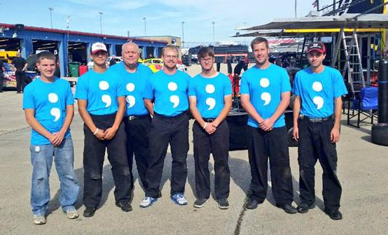 Project Semicolon ARCA Racing Chicagoland 2016