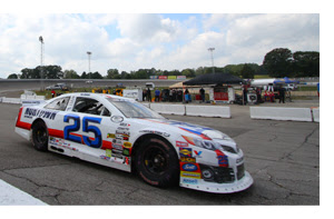 Tom Hessert Salem Speedway 100th race