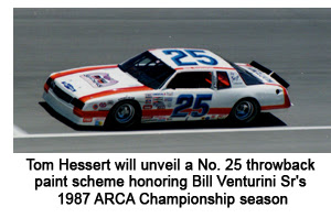 Tom Hessert Venturini Throwback