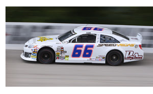 Zane Smith ARCA Racing Series debut Salem Speedway