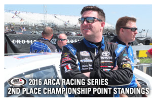 Tom Hessert ARCA Racing Series