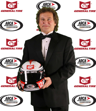 Brad Smith ARCA General Tire Spirit Award 2016