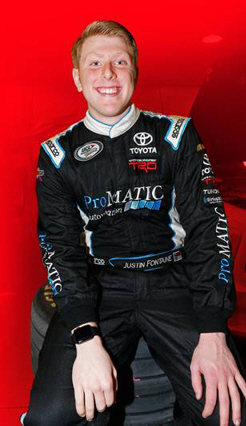 Justin Fontaine ARCA Racing