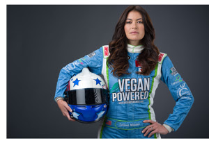 Leilani Munter Vegan Powered Daytona 2017