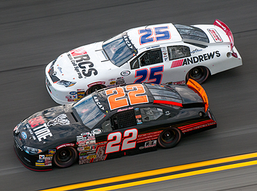 Shane Lee at Daytona 2017