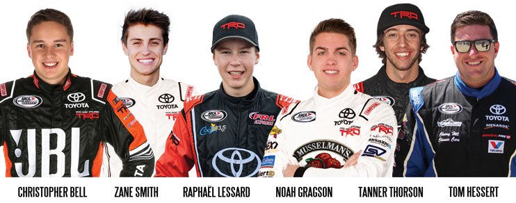 Musselmans Family of Drivers 2017