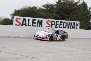 Thomas Praytor at Salem ARCA Racing