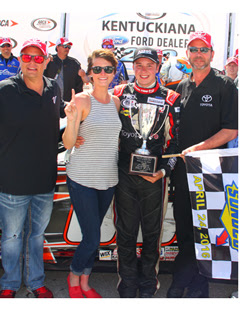 Christopher Bell ARCA Racing