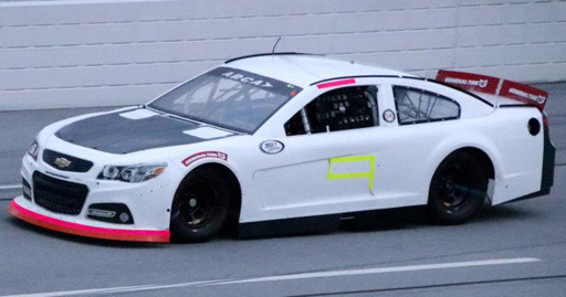Thomas Praytor Talladega Test