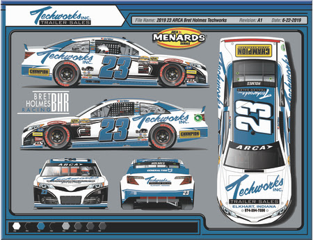 Bret Holmes Racing secures Chicagoland Sponsorship