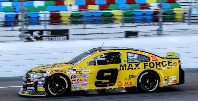 Max Force Racing Thomas Praytor Daytona 2020 ARCA Menards Series