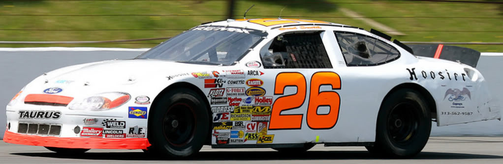 Brad Smith at Pocono 2007