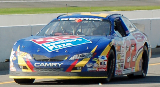 Ken Butler III at Michigan 2007