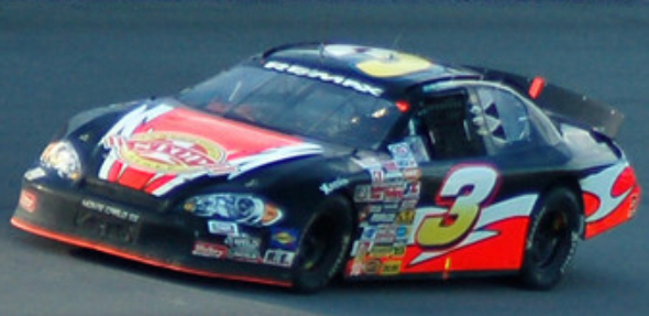 Jeremy Clements at Michigan 2007