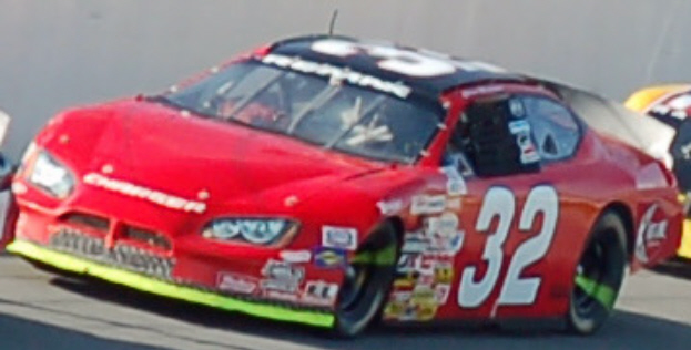 Chris Wimmer at Michigan 2007