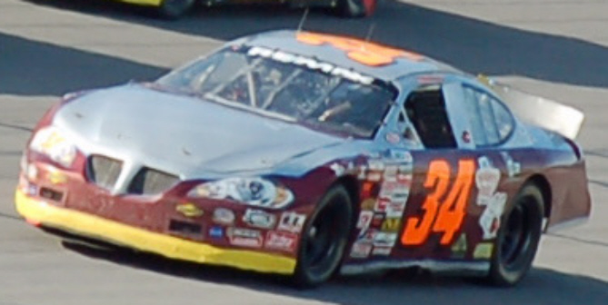 Darrell Basham at Michigan 2007