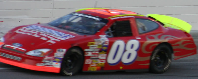 Jason Hedlesky at Kentucky 2007