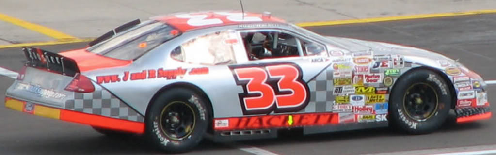 Ryan Hackett at Kentucky 2007