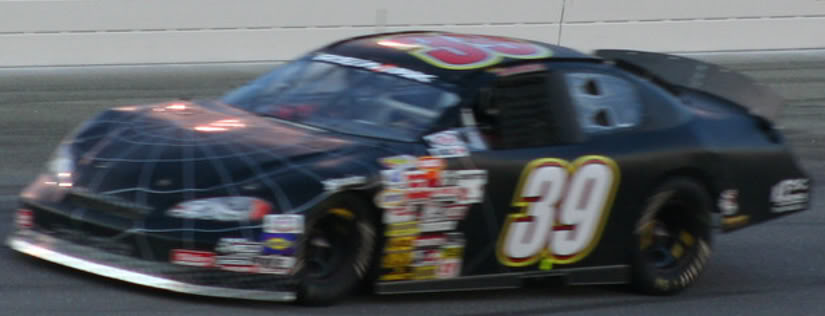 Todd Hansen at Kentucky 2007
