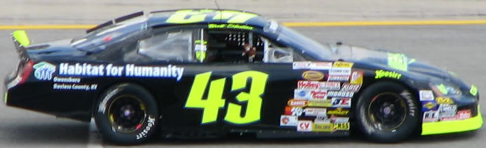 Brett Hudson at Kentucky 2007