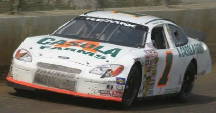 Dominick Casola at Springfield 2007