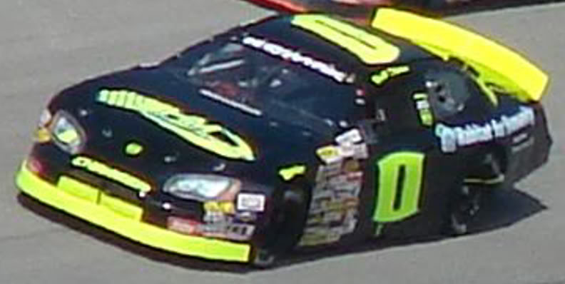 Brett Hudson at Chicagoland 2007