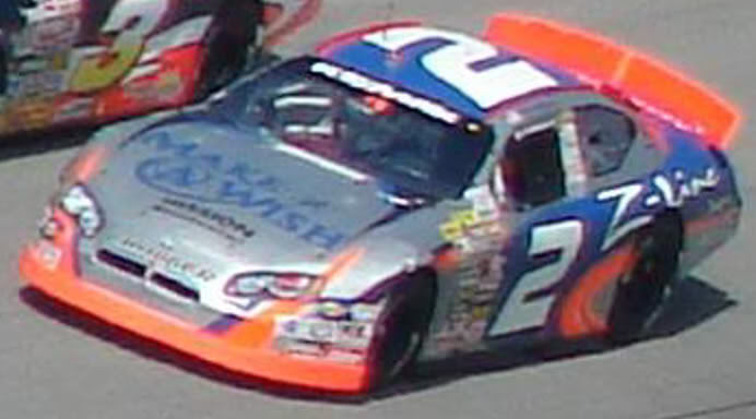 Michael McDowell at Chicagoland 2007