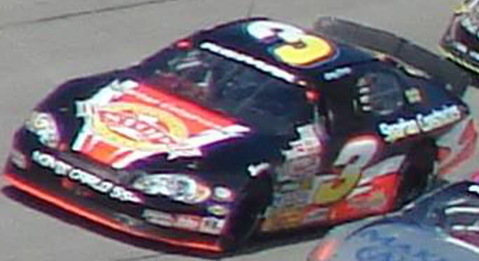 Jeremy Clements at Chicagoland 2007