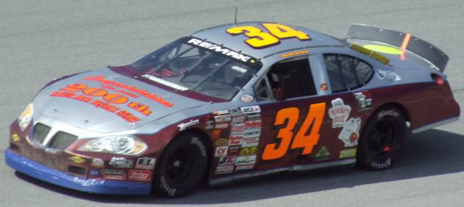 Darrell Basham at Chicagoland 2007
