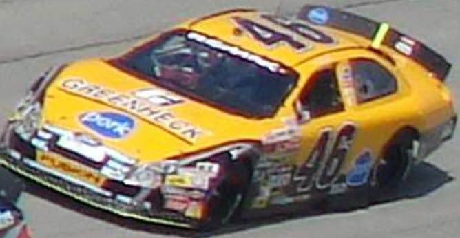 Frank Kimmel at Chicagoland 2007