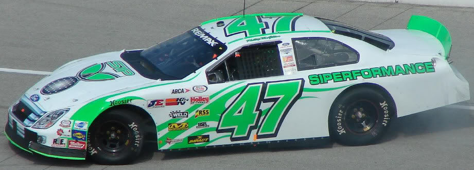 Phillip McGilton at Chicagoland 2007