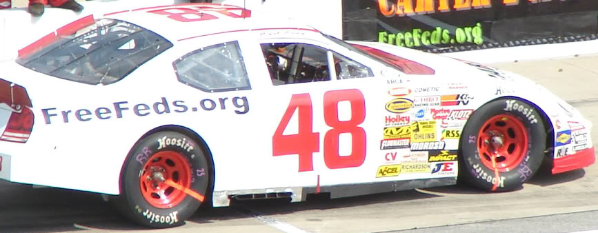 Carl Long at Chicagoland 2007