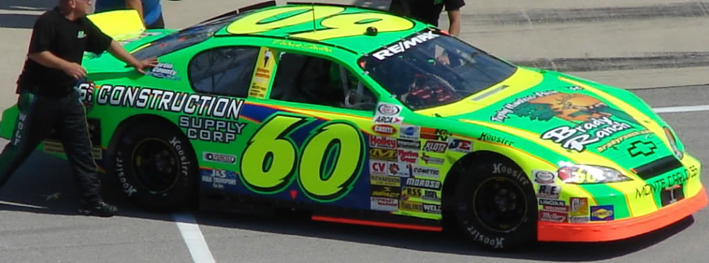 Patrick Sheltra at Chicagoland 2007