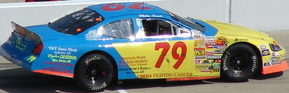 Mike Koch at Chicagoland 2007