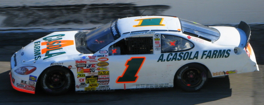 Dominick Casola at Salem 2007