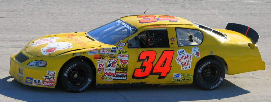 Darrell Basham at Salem 2007