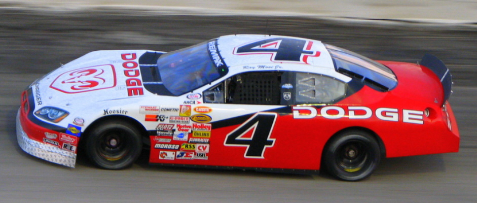 Ray Mooi at Salem 2007