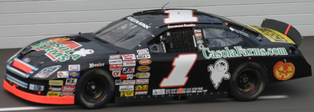 Dominick Casola at Talladega 2007