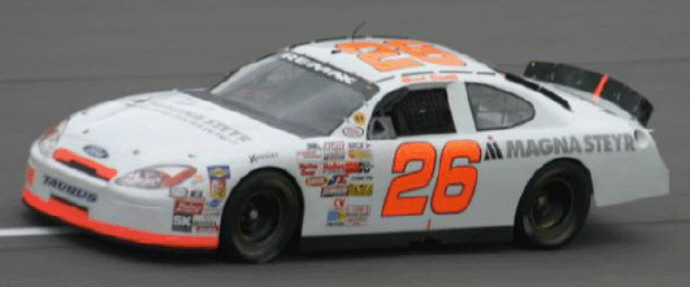 Brad Smith at Talladega 2007