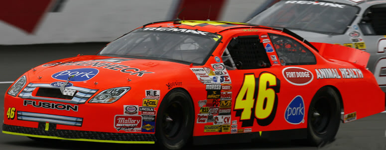 Frank Kimmel at Talladega 2007