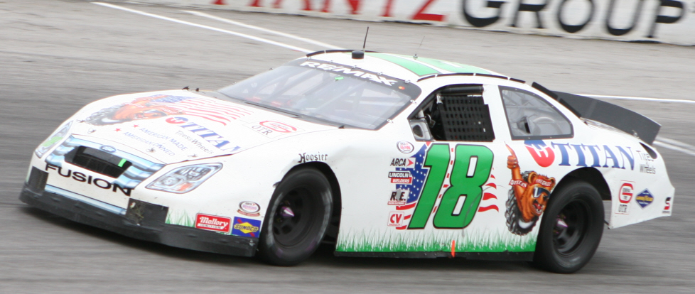 Billy Leslie at Toledo 2007