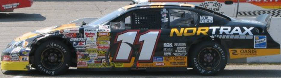Bryan Silas at Salem 2007